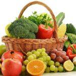 کاهش فشار خون با مصرف میوه و سبزیجات