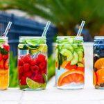 نحوه درست کردن آب سمزدای خانگی