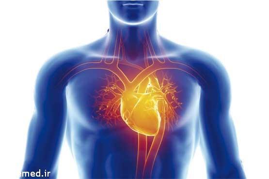 زمان های بیشترین احتمال بروز حمله قلبی