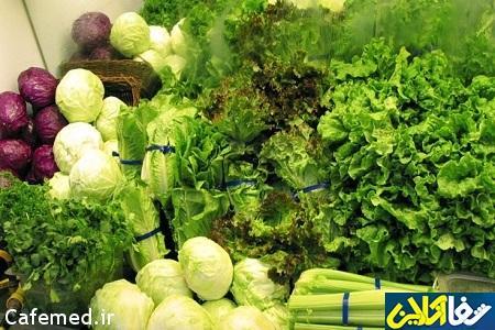منجمدکردن سبزیجات آری یا خیر