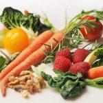 تضمین سلامت پا با مصرف میوه و سبزیجات