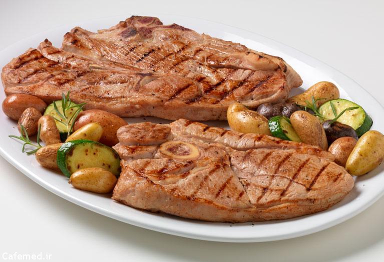 ترفند درست کردن گوشت گوساله خوش طعم و خوشبو