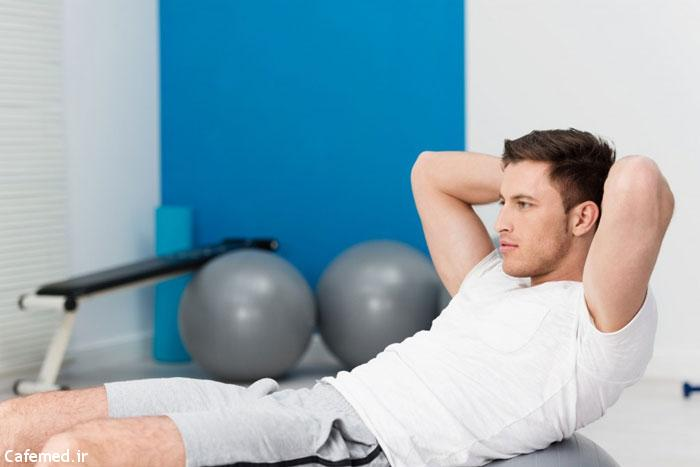 حرکات کششی برای انعطاف بیشتر مفاصل