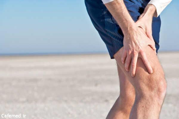 روش های جلوگیری از گرفتگی عضلات پا