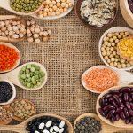دانه های گیاهی سرشار از پروتئین