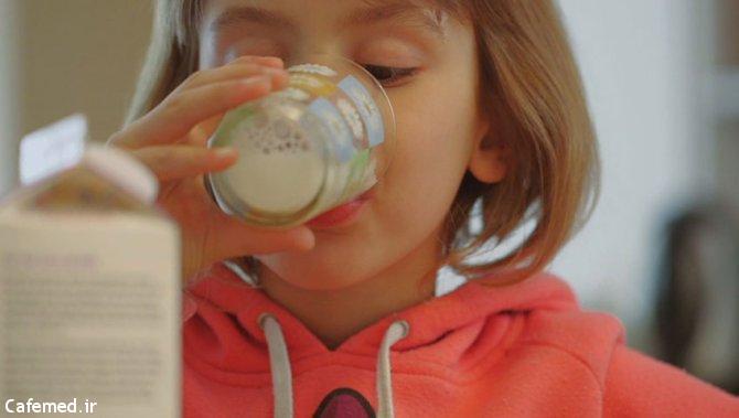 شایع ترین آلرژیهای غذایی کودکان
