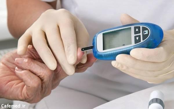 تاثیر دیابت بر سیستم ادراری بیمار