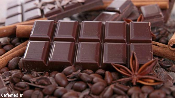 کدام شکلات مضرتر است؟
